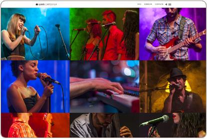 Lluis Capdevila - Fotografías de conciertos