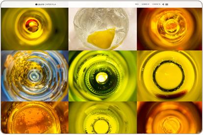Lluis Capdevila - Fotografías de círculos