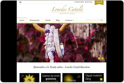 Lourdes Catalá Barcelona - Tienda online
