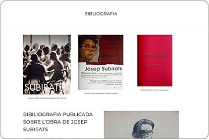 Josep Subirats - Bibliografía