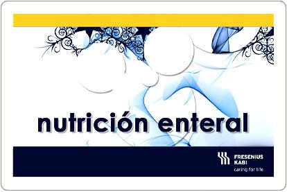 eCard 2010 Fresenius Kabi - Nutrición Enteral