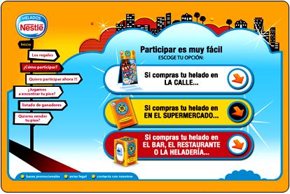 Helados Nestlé - Piso Busca Dueño