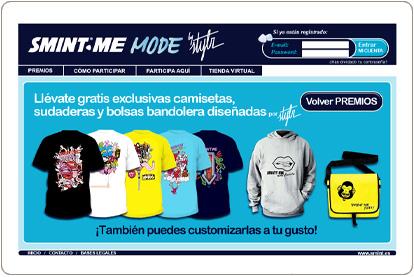 SMINT Me Mode