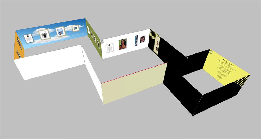 RAZGO - Diseño de galerías virtuales - Barcelona